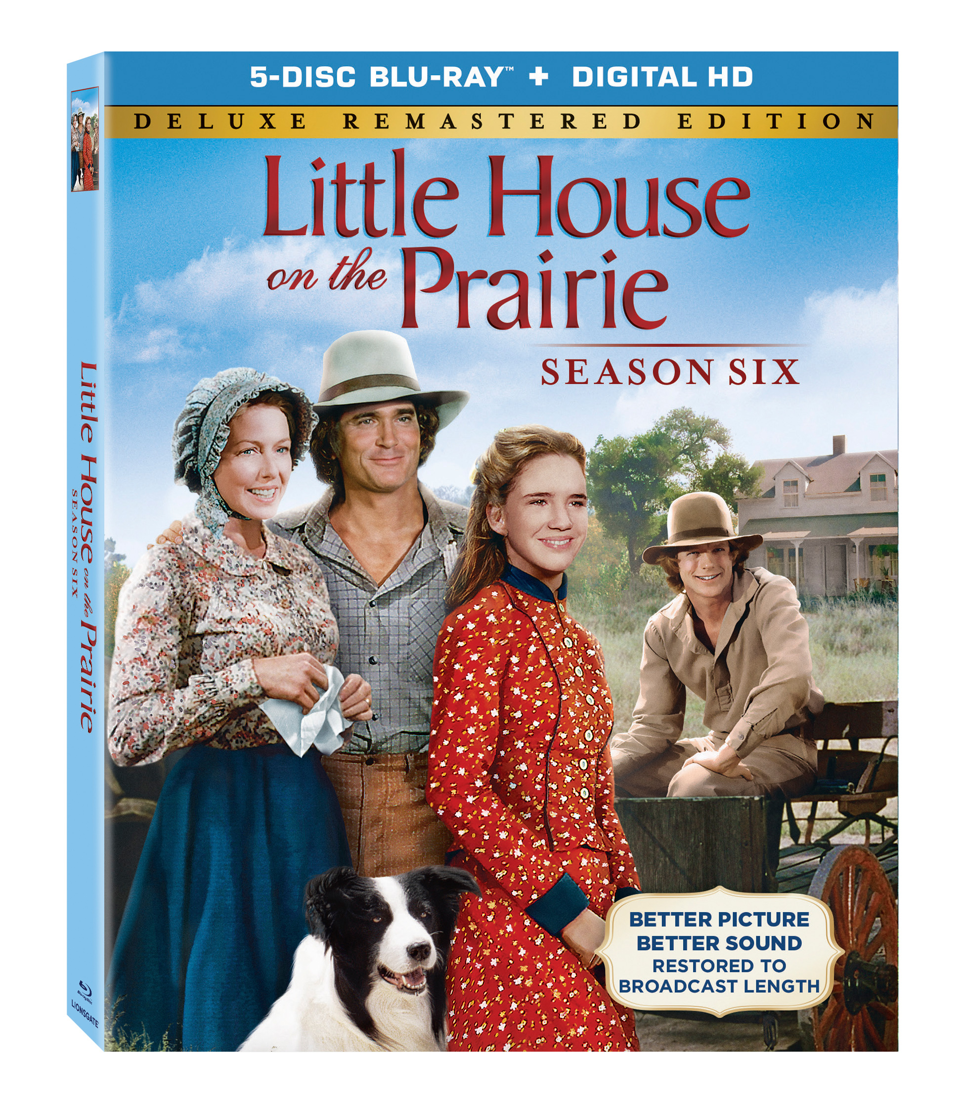 dvd | little house on the prairie